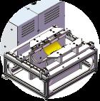 立体机身空载U形拉伸测试(测试夹具)