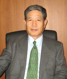 President, Nobuo Yuasa