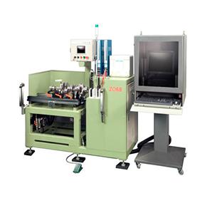 クランクシャフト計測刻印装置/自動化設備