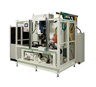 バランサシャフト焼嵌装置/自動化設備