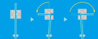 屈曲試験 [Φ150面版仕様](試験治具)