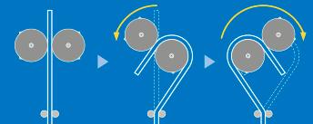 屈曲試験 [Φ220面板仕様](試験治具)