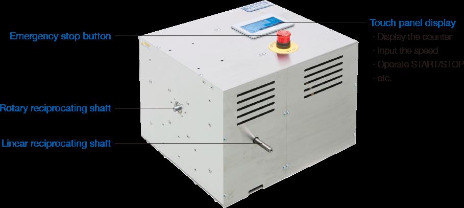 Desktop Model Endurance Test Machine