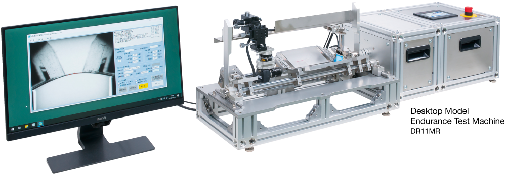 Edge Strain Analysis with Mechanical Endurance Test Tension-Free™ Folding Clamshell-type