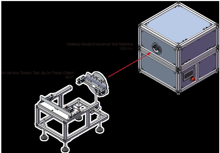 Torsion Test for Planar Object
